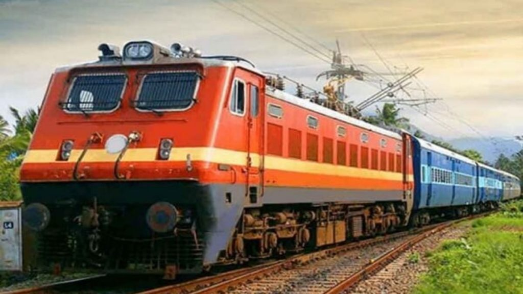Indian railway hydrogen fuel