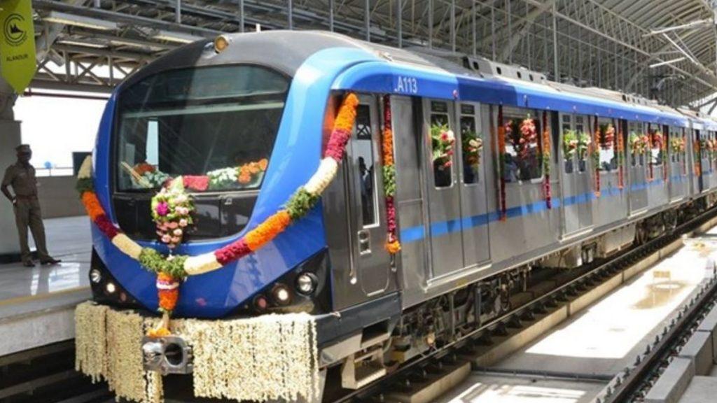 Patna metro work
