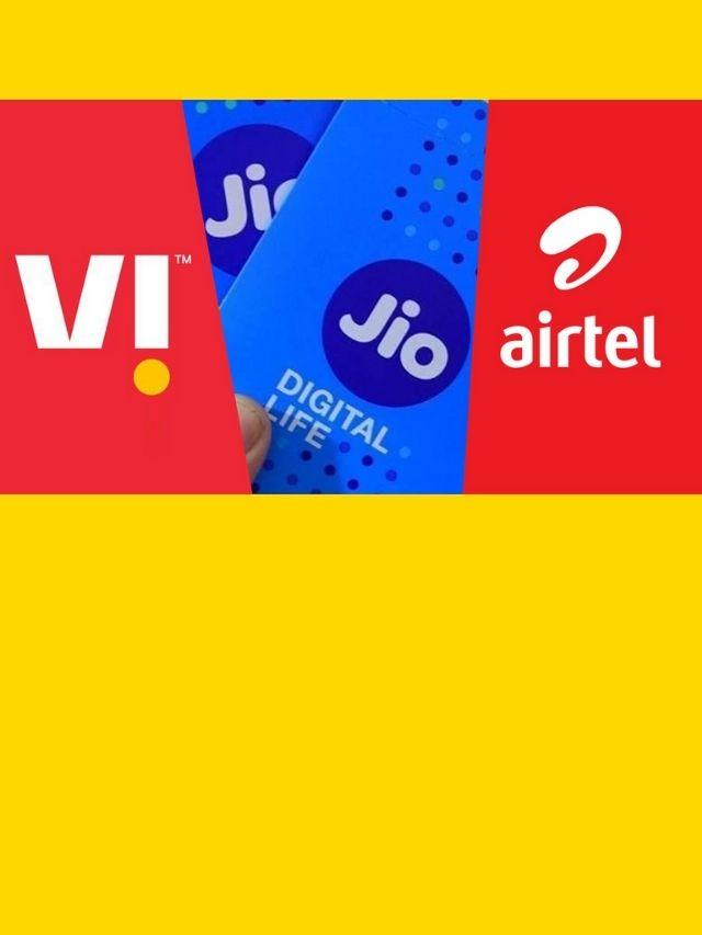 Airtel vs Vi vs Jio :  जानें 600 रुपये से कम वाला किसका रिचार्ज प्लान सबसे बेस्ट