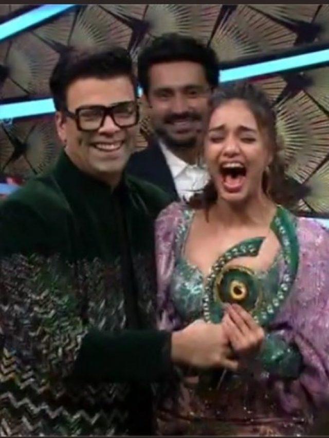 Divya Aggarwal ने जीता BigBossOTT-जानें ट्रॉफी के साथ कितना मिला कैश ?