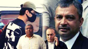 Aryan Khan adocate charges
