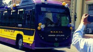 Bihar Electric Buses