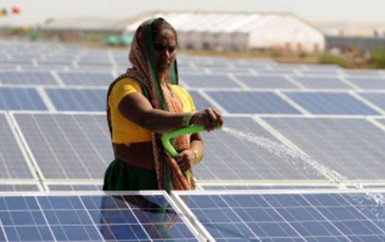 Bihar Solar Light Plan