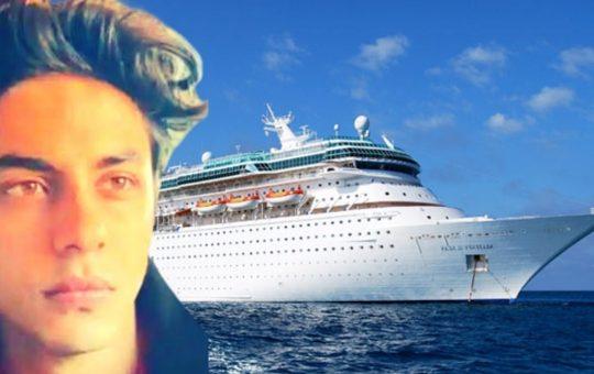 aryan khan cruize look like this